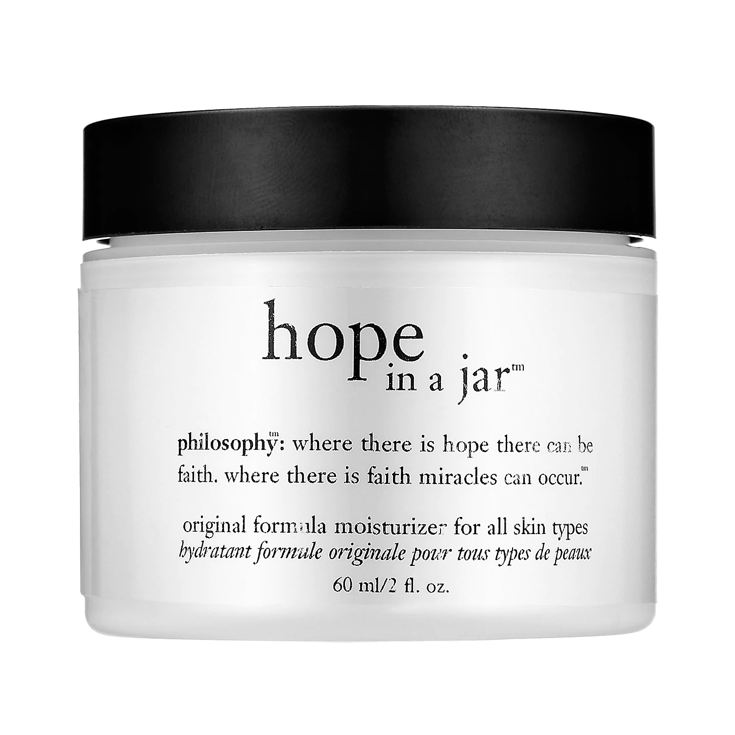philosophy Hope In A Jar