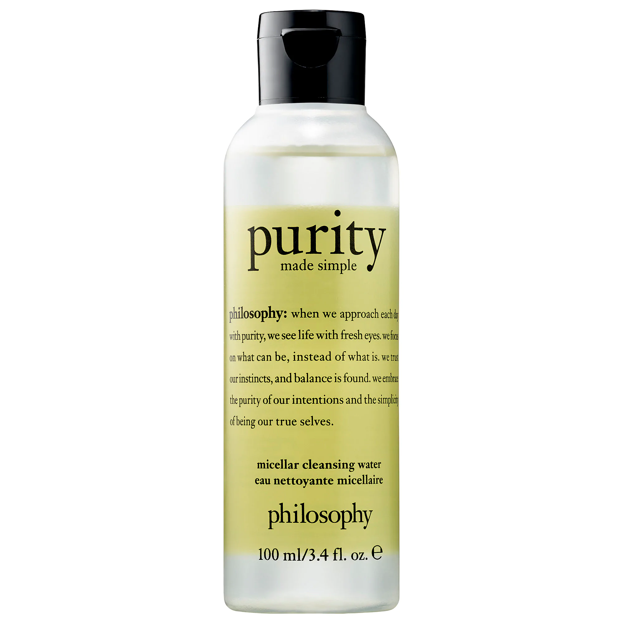 philosophy Purity Made Simple Micellar Cleansing Water Mini