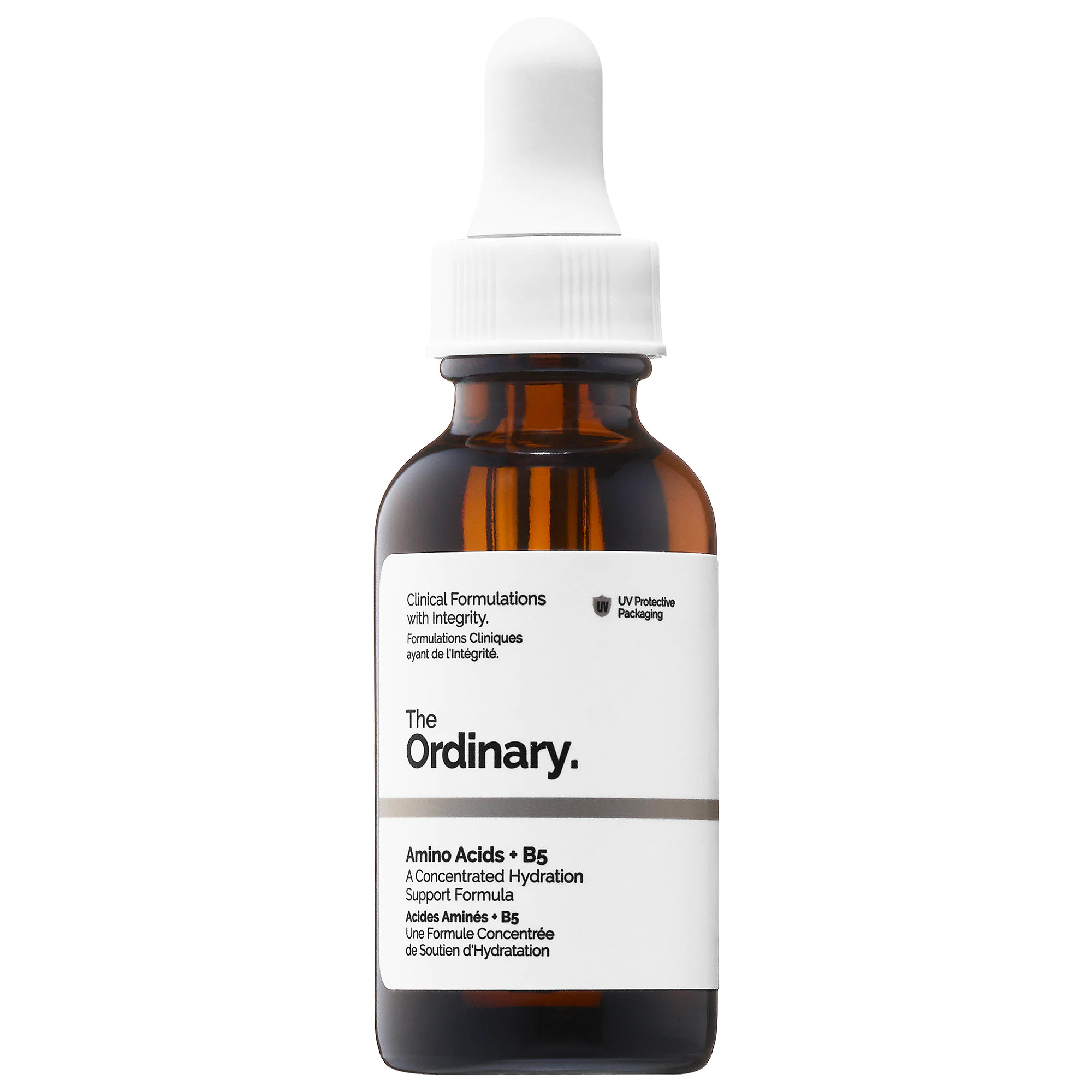 The Ordinary-Amino Acids + B5