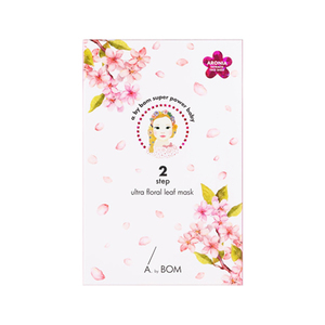 A.by Bom Cosmetics Ultra Floral Leaf Mask