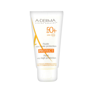 A-Derma Protect Spf 50+ Very High Protection Fluid