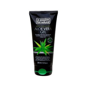 A passion for natural Aloe Vera Gel