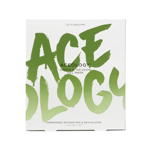 Aceology Green T Infusion Gel Mask