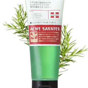 Acne Barrier Medicated Protect Makeup Clear N