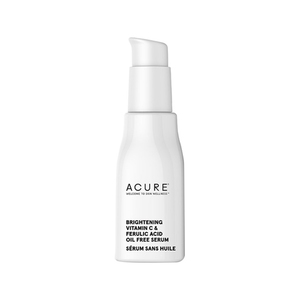 Acure-Brightening Vitamin C & Ferulic Acid Oil Free Serum
