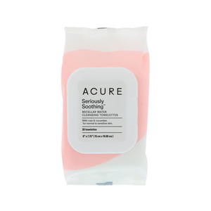 Acure Organics Seriously Soothing Micellar Water Towelettes