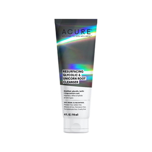Acure Resurfacing Glycolic & Unicorn Root Cleanser
