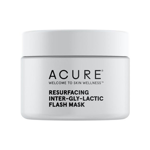 Acure Resurfacing Inter-Gly-Lactic Flash Mask