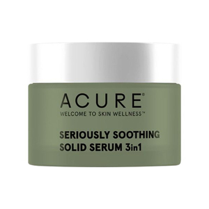 Acure Seriously Soothing Solid Serum 3-In-1