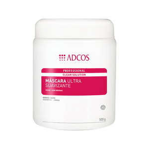 Adcos Professional Clean Solution Máscara Ultra Suavizante