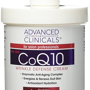 Advanced Clinicals Coq10 Wrinkle Defense Cream