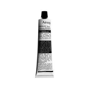Aesop Parsley Seed Facial Cleansing Masque