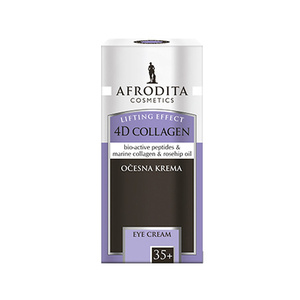 Afrodita Cosmetics 4d Collagen Eye Cream