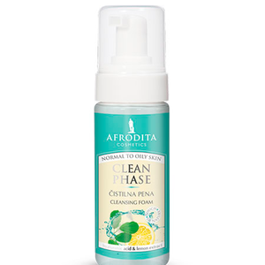Afrodita Cosmetics Clean Phase Cleansing Foam