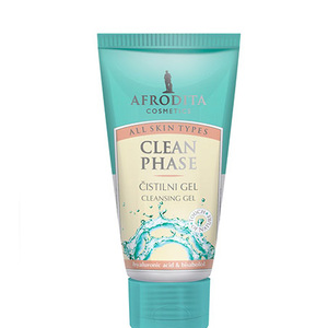 Afrodita Cosmetics Clean Phase Cleansing Gel