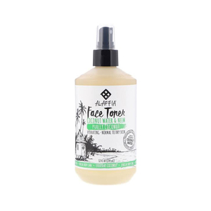 Alaffia Everyday Coconut Face Toner Purely Coconut Normal To Dry Skin