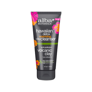 Alba Botanica Hawaiian Detox Warming Clay Cleanser