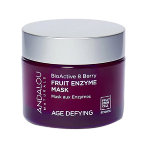 Andalou Naturals Age Defying Bioactive Berry Fruit Enzyme Mask