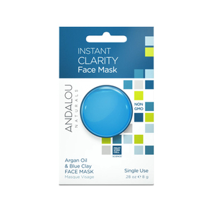 Andalou Naturals Instant Clarity Clay Mask Pod