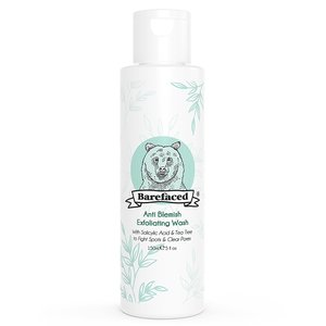BeBarefaced Anti Blemish Exfoliating Wash