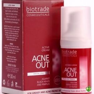 Biotrade Cosmeceuticals-Acne Out Active Cream