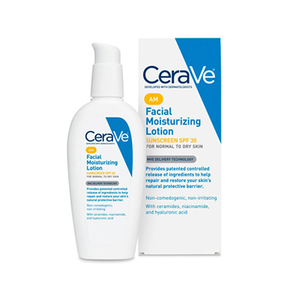 CeraVe Am Facial Moisturizing Lotion Broad Spectrum Spf 30