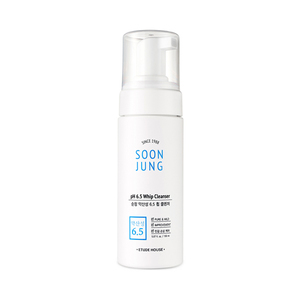 ETUDE HOUSE-Soonjung Ph 6.5 Whip Cleanser