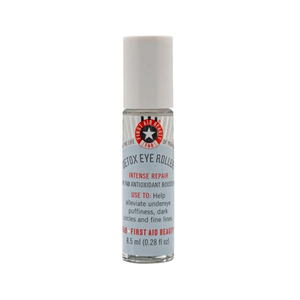 First Aid Beauty-Detox Eye Roller Intense Therapy W/Fab Antioxidant Booster