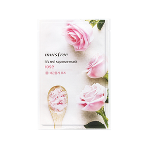 INNISFREE It's Real Squeeze Mask (Rose)
