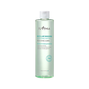IsNtree-Micellar Washing Cleansing Water