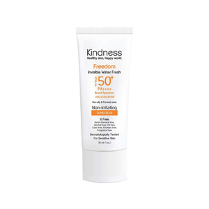 Kindness Freedom Invisible Water Fresh Spf50+ Pa++++