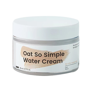 Krave Beauty Oat So Simple Water Cream