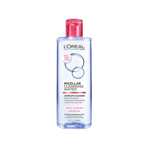 L'Oreal Paris Micellar Cleansing Water Complete Cleanser Normal To Dry Skin
