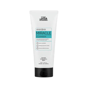 Luxe Organix Miracle Cleanser Aha/Bha Deep Pore Cleansing & Brightening