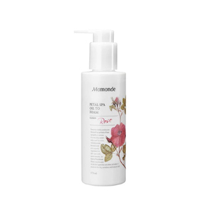 Mamonde Petal Spa Oil To Foam And Cleansing Oil