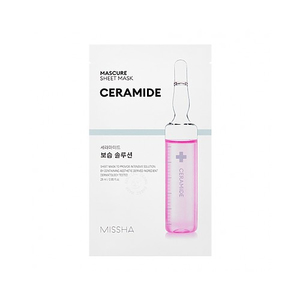 MISSHA Mascure Moisture Solution Sheet Mask [Ceramide]