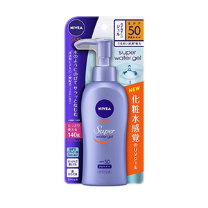 Nivea Nivea Sun Protect Super Water Gel Spf 50/Pa+++ (Face & Body)