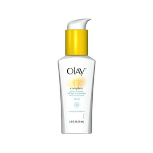 Olay Complete Daily Defense All Day Moisturizer With Spf 30 For Sensitive Skin