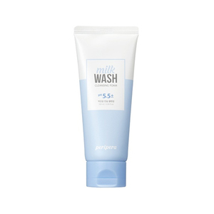 Peripera Milk Wash Cleansing Foam - Ph5.5