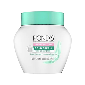 Pond's Fragrance-Free Cold Cream Cleanser