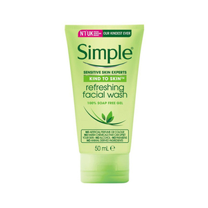 Simple Kind To Skin Refreshing Face Wash