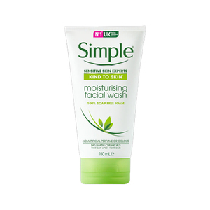 Simple-Moisturising Face Wash