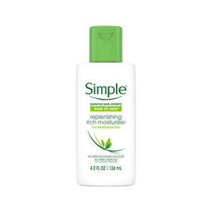Simple-Replenishing Rich Face Moisturizer