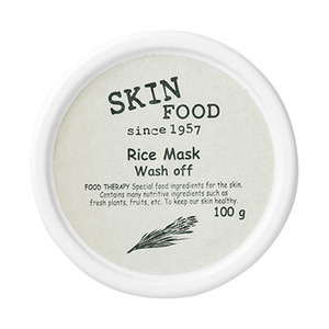 SKINFOOD-Rice Mask Wash Off