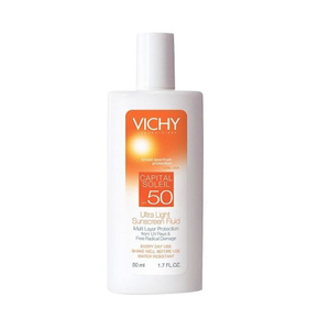 Vichy Capital Soleil Spf 50 Ultra Light Sunscreen Fluid