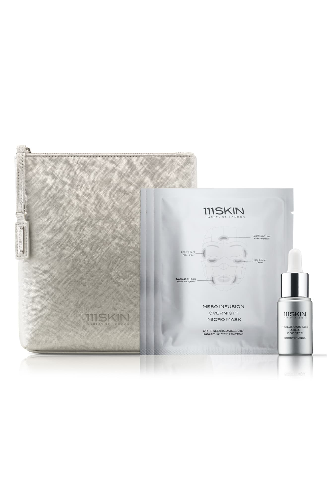111SKIN The Hydration Restoring Bag Treatment Set