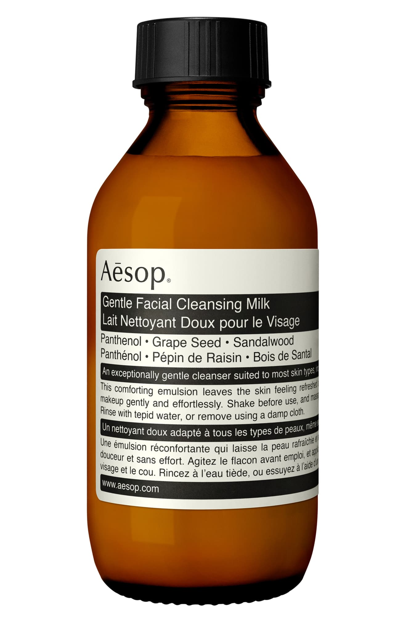 AESOP Gentle Facial Cleansing Milk