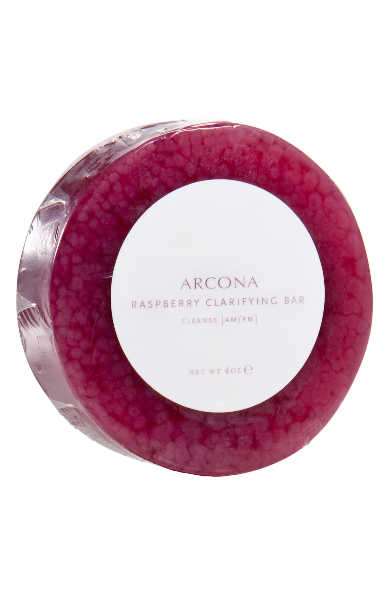 ARCONA Raspberry Clarifying Bar Cleanser