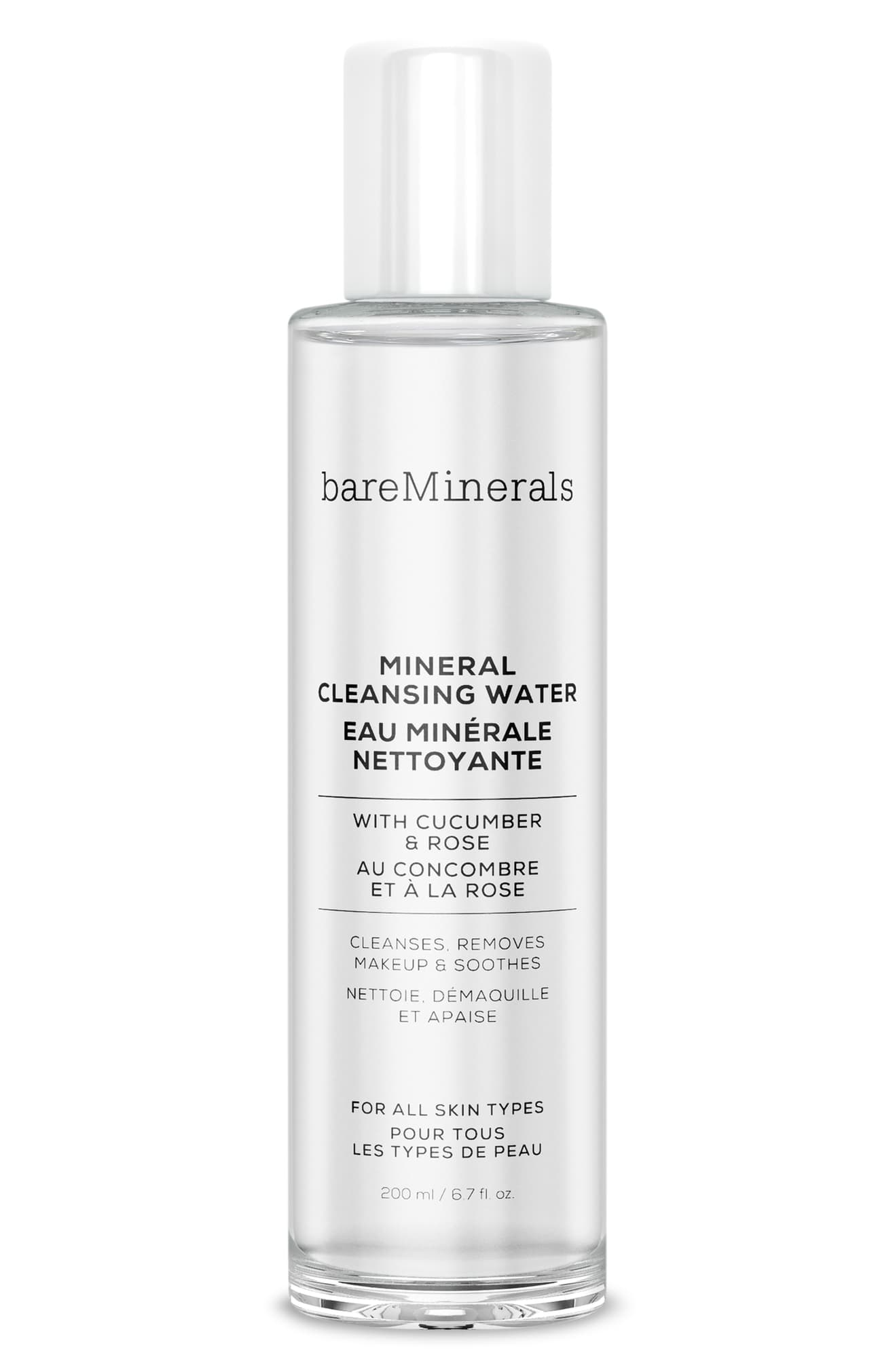 BAREMINERALS® Mineral Cleansing Water