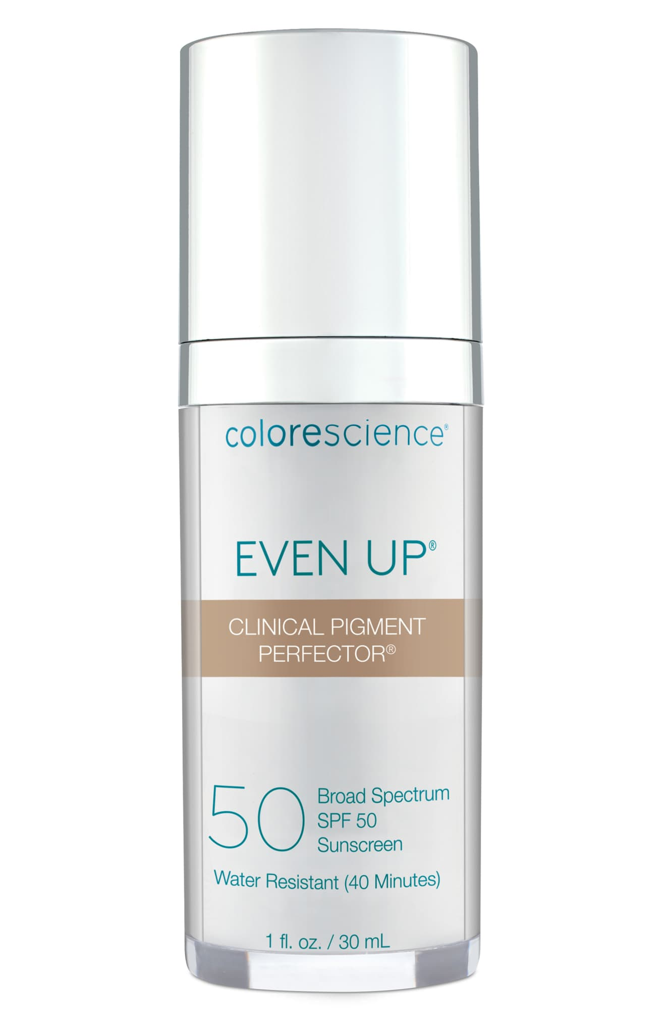 COLORESCIENCE® Even Up™ Clinical Pigment Perfector Spf 50
